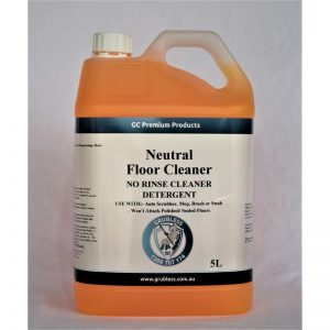 Premium PH neutral floor cleaner 5L