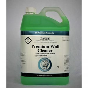 Premium wall cleaner