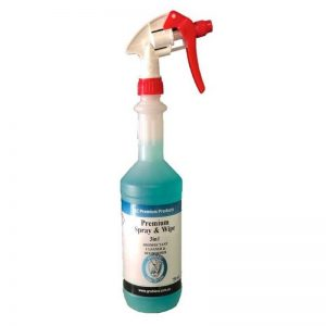 Premium spray and wipe 750mL